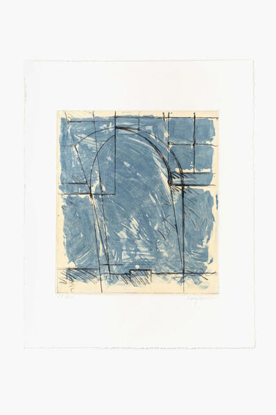 Nancy Genn, 'Construct Blu 2', 2003
