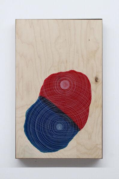 Sinisa Kukec, 'I NEED AMERICA NEEDS ME (THE EMPIRE NEVER ENDED), No. 12', 2016