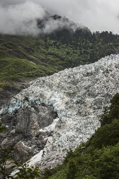 Carolyn Monastra, 'Mingyong Glacier on Mount Kawagebo, Deqin, China', 2012