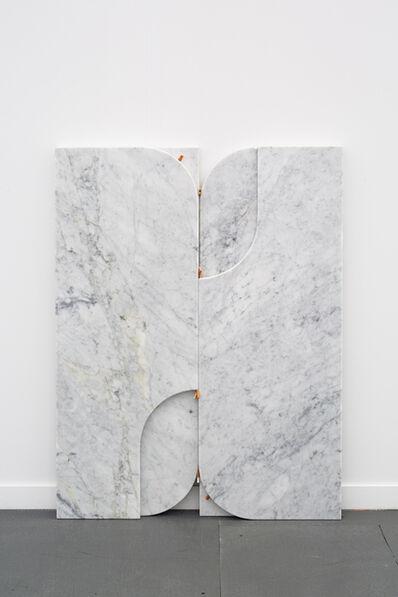 Gabriel Kuri, '1 2 3 3 2 1', 2015
