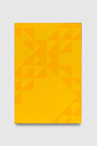 Mark Hagen, 'To Be Titled (Cadmium Yellow Dark II)', 2017