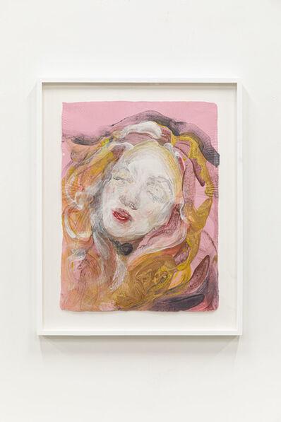 Natalie Frank, 'Woman, Eyes Close I', 2019