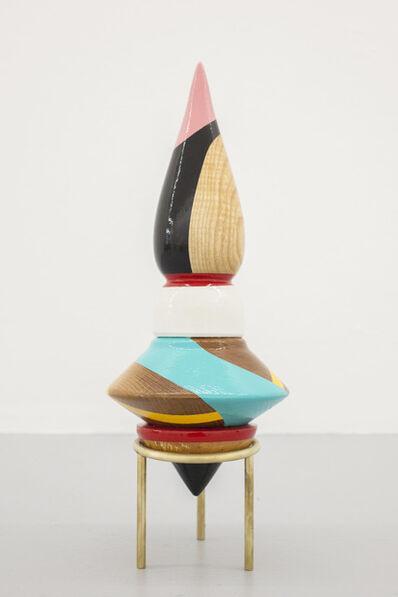 Henrik Vibskov, 'Wooden Spinners 19', 2016