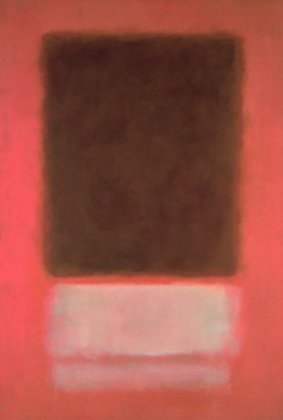 Mark Rothko, 'Old Gold Over White', 1956