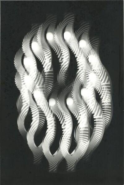 Nicolas Schoffer, 'Série Univers Tramé, (Varetra Diversicateur Optique), Nr.5', 1974