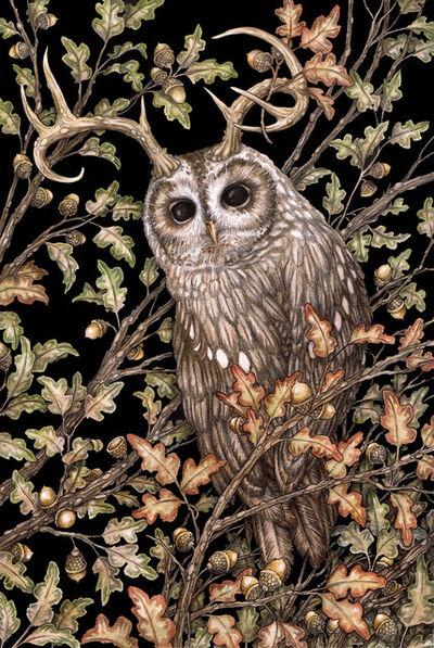 Adam Oehlers, 'Watcher in the Oak', 2020