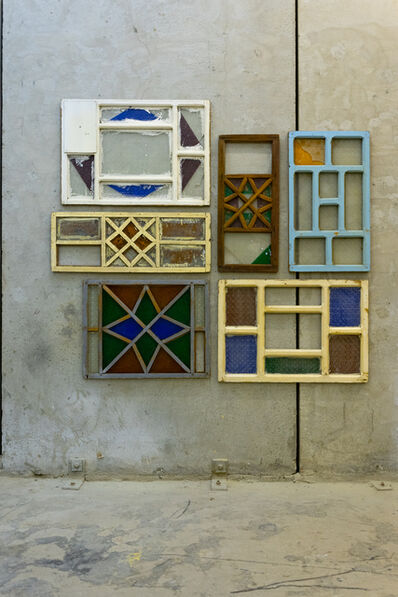 Ahmed Mater, 'Mecca Windows ', 2013