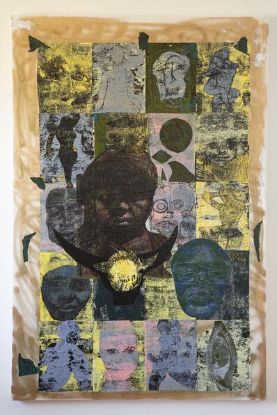 Ronald Muchatuta, 'A hard Journey', 2020