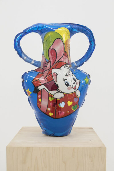 Adam Parker Smith, 'Nikosthenic Amphora with Depiction of Ailuros', 2017
