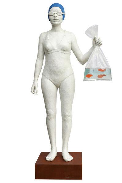 Jeanne Isabelle Cornière, 'The Swim Cup', 2017