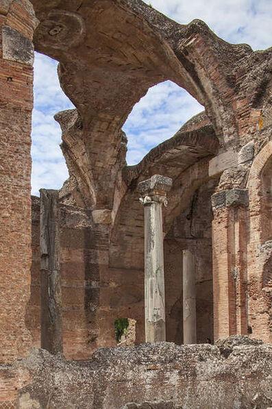 Reinhard Gorner, 'Villa Adriana II, Tivoli, Italy', 2012