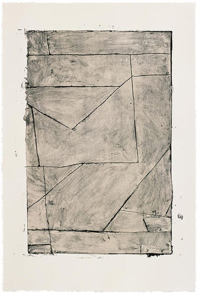 Richard Diebenkorn, 'Trip on the Ground ', 1986