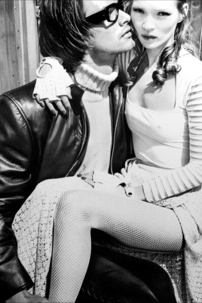 Stephanie Pfriender Stylander, 'Kate Moss and Markus Schenkenberg, Moondance, New York, for Harper´s Bazaar Uomo', 1992