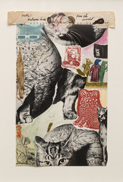 Lenore Tawney, 'Untitled', ca. 1978