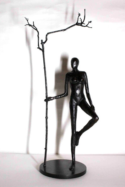Caroline D'Andlau Hombourg, 'Massai Standing'
