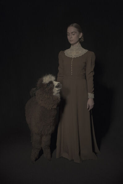 Tami Bahat, 'The Woolgatherer', 2017