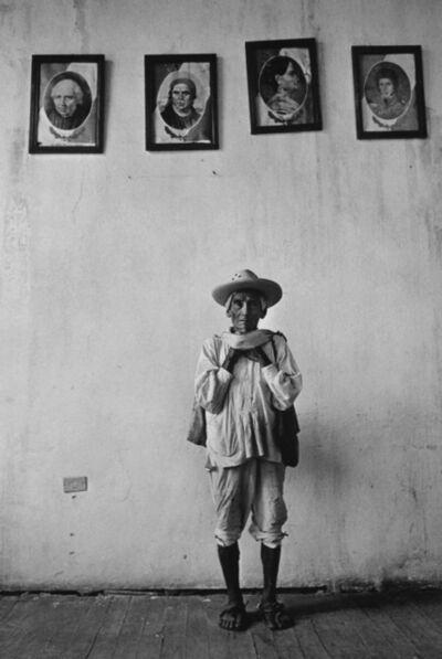 Graciela Iturbide, 'Heroes de la Patria, Cuetzalán, Puebla', 1993