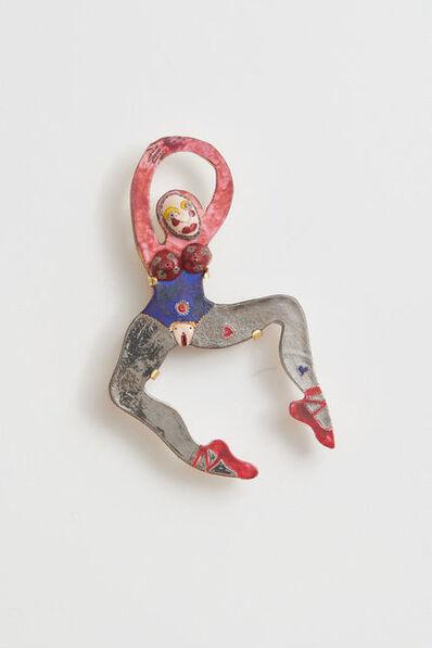 Rose English, 'Porcelain Dancer 3', 1973