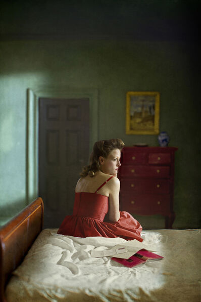 Richard Tuschman, 'Woman With Book And Letter', 2013