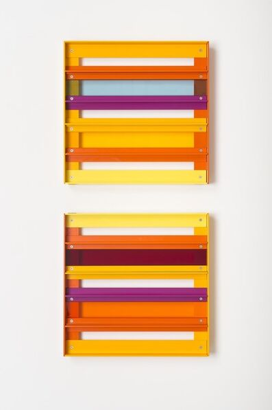 Liam Gillick, 'Compacted Development', 2015