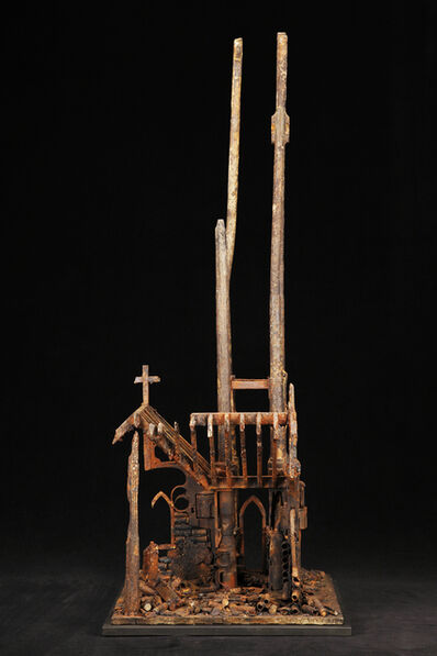 Al Farrow, 'Burnt Church', 2014