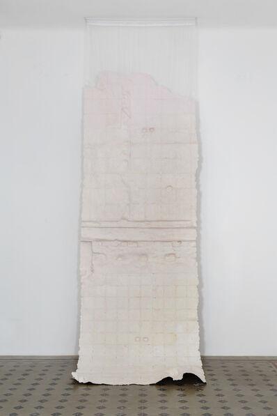 Nazgol Ansarinia, 'Membrane (unbleached silk)', 2016
