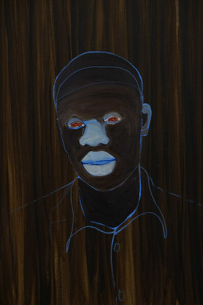 Richard Butler-Bowdon, 'The Blue Blood, Series Part 1', 2015
