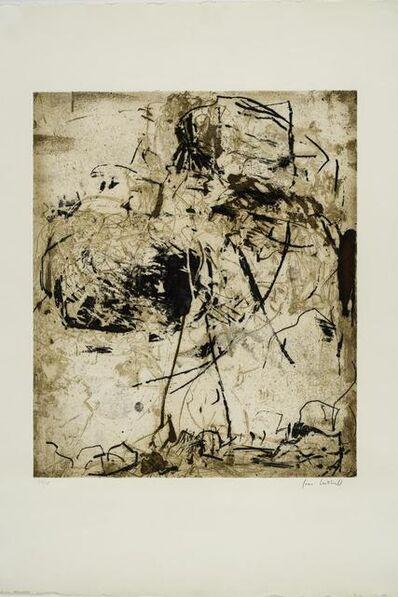 Joan Mitchell, 'Sunflowers VI', 1972