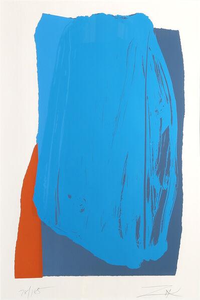 Larry Zox, 'Moro II', 1981