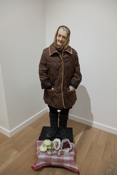 Polina Verbytska, 'Figure. Woman', 2016