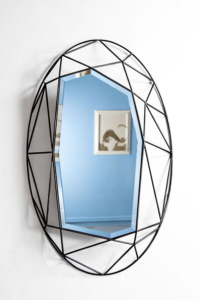 Sam Baron, 'Oval Maryline Mirror', 2014