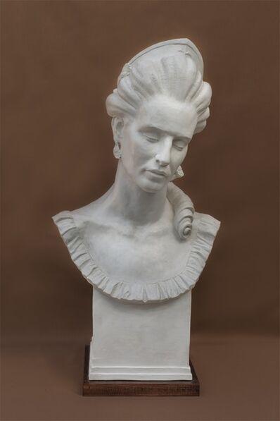 Morgan Dummitt, 'Bust of Marie', 2020
