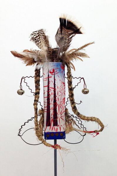 Brad Kahlhamer, 'Next Level Figure 3', 2013