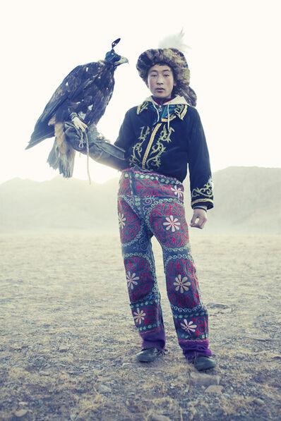 Lyle Owerko, 'Eagle Hunter 07', 2015