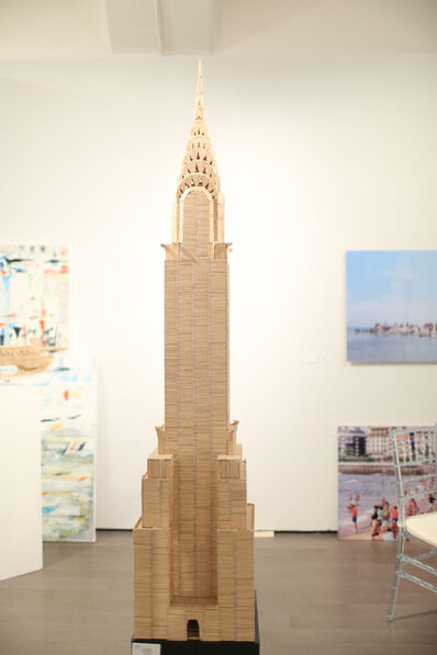 Stan Munro, 'Chrysler Building', 2014