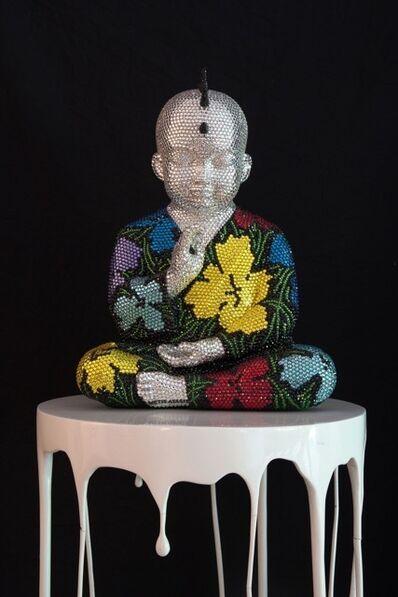 Metis Atash, 'Punk Buddha Awaken feat. Warhol', ca. 2017
