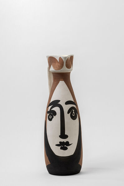 Pablo Picasso, 'Face (Visage)', 1955