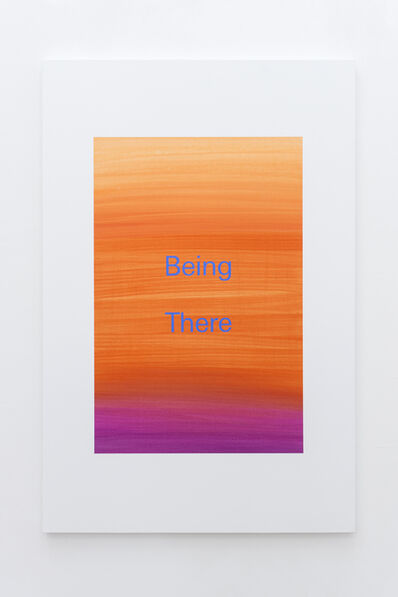 Alex Clarke, 'Being There', 2019