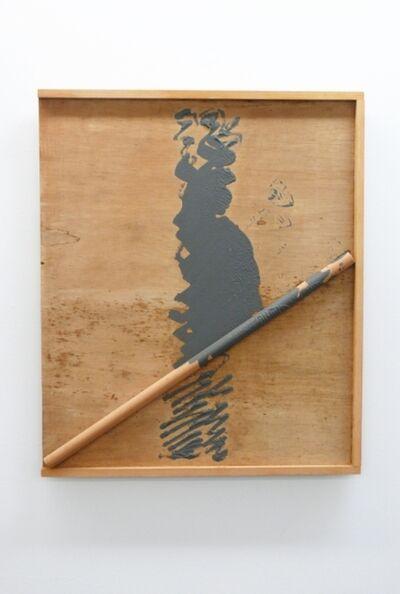 Kishio Suga, '移端', 1978