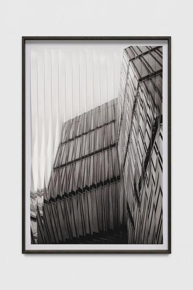 Sinta Werner, 'Korrektur der Gegenbewegung IV', 2018