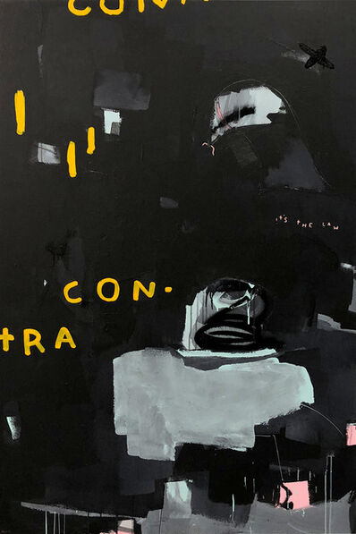 Gino Belassen, 'Contra', 2018