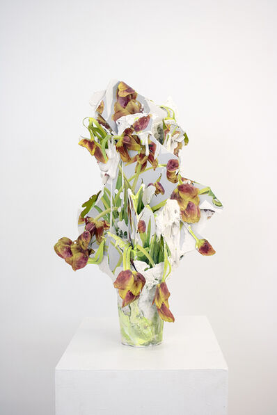David Kennedy Cutler, 'Birthday Flowers', 2020