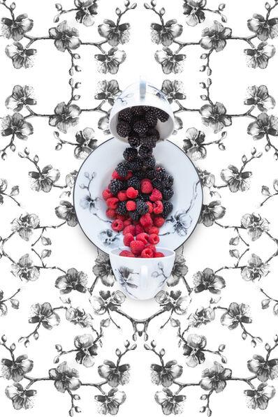 JP Terlizzi, 'Aram Black Orchid with Berries', 2019
