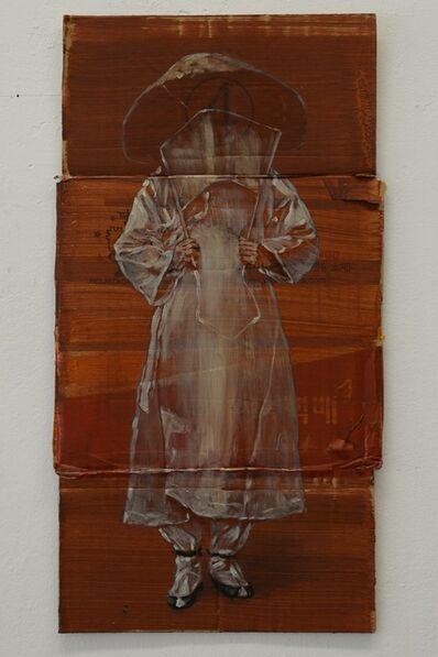 Helena Parada-Kim, 'The mourner-study', 2016