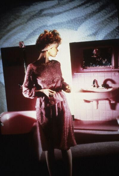 Laurie Simmons, 'Pink Bathroom', 1984