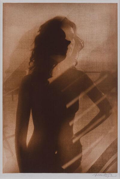 Lucien Clergue, 'Nu Sicilien, Terrasini', 1985-Printed 1989