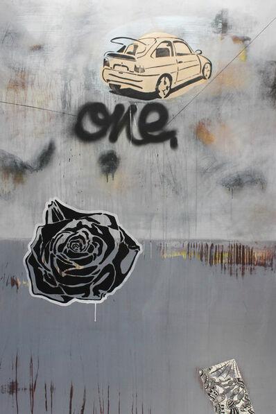 Danny Zavaleta, 'Rose / de la version Gran Ciudad', 2012