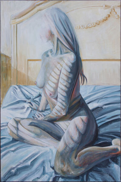 Paula Craioveanu, 'Nude in Winter Light', year unknown