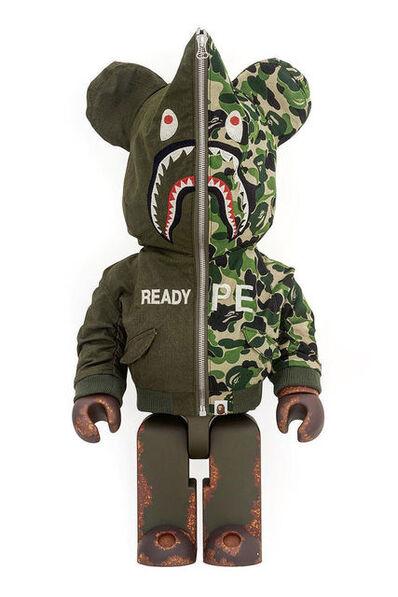 BE@RBRICK, 'Bape Ready Made 1000%', 2018