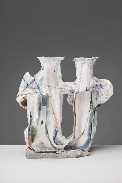 Johannes Nagel, 'Tangled Construction/ White', 2020